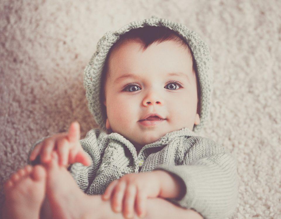 sedam faza razvoja bebe